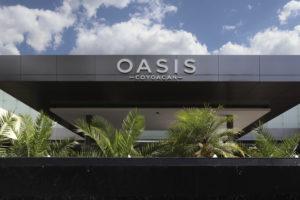 Publicidad en Oasis Coyoacán